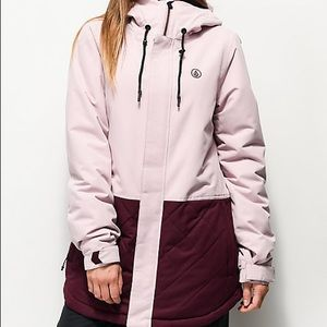 Volcom Winrose Insulated Ski Snowboard Jacket